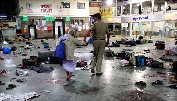 India ETF, Terror Attacks