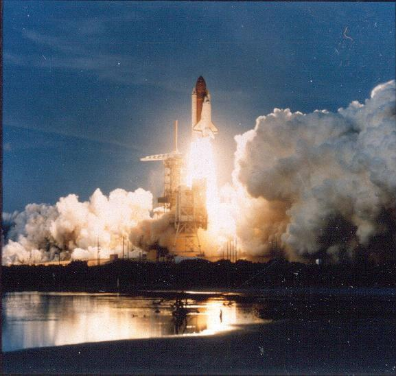 space shuttle launch ground track - photo #36