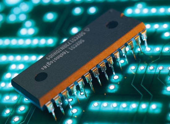 Semiconductor Etfs Higher After Varian Deal Etf Trends