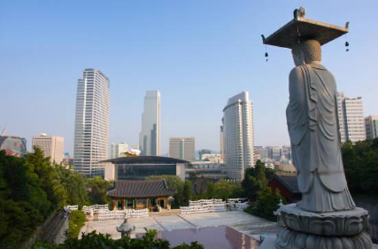 Calatorie in Coreea South-korea