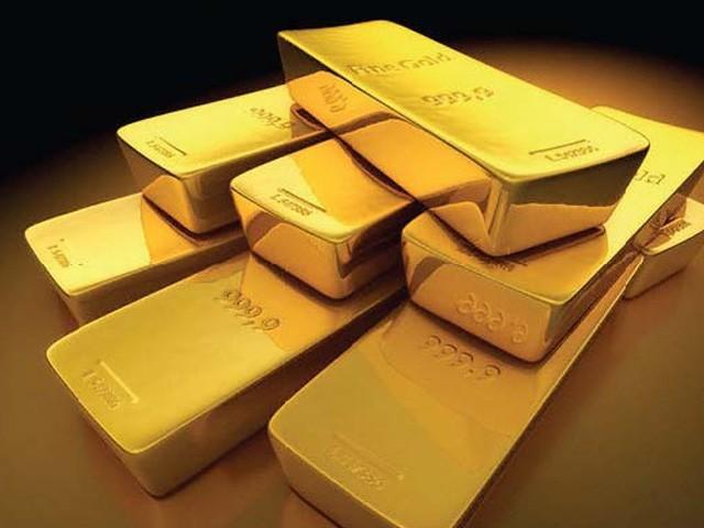 قيمت هر شمش طلا