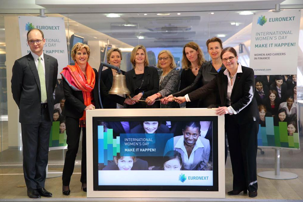 Women in ETFs to ring stock exchange bells around the world for International Women's Day