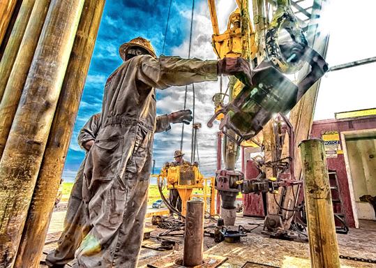 12 Rebounding Energy ETFs