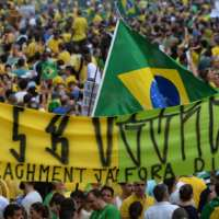 Brazil ETFs Sink After Doubtful Impeachment Vote