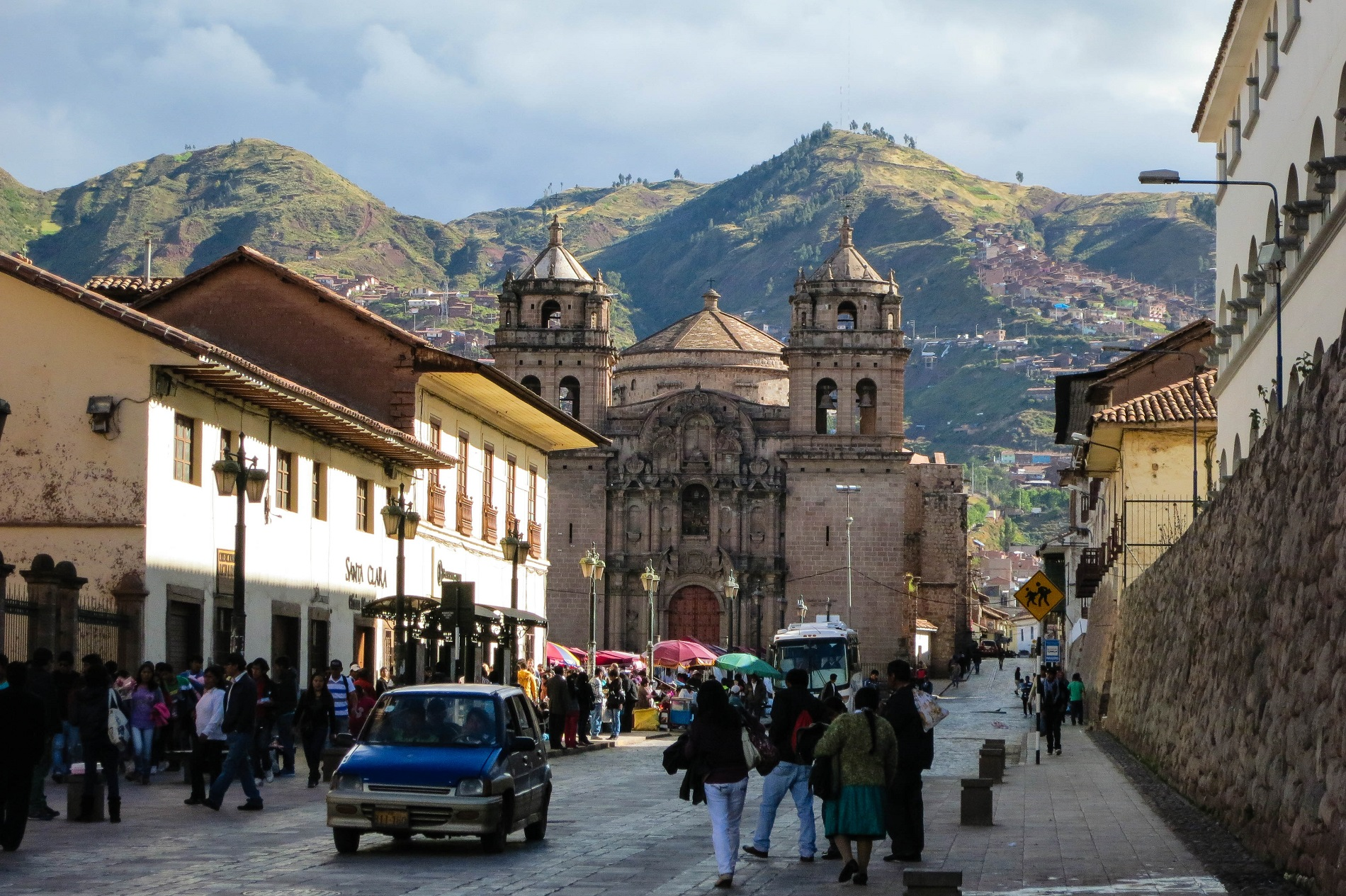 Peru ETF Strengthens on Easing MSCI Downgrade Risk