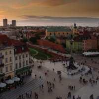 Poland ETFs Jump After Dodging Credit Downgrade