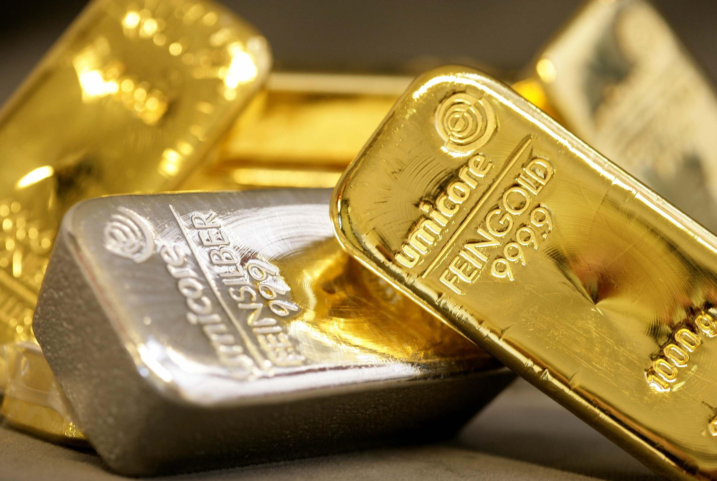 Soaring Gold, Silver, Platinum ETFs Power Up