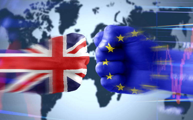 At Risk Sector ETFs in a Brexit Vote