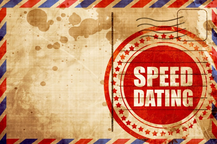 How to approach speed dating