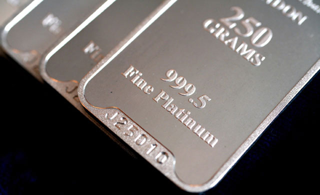 Why Platinum ETF 'PPLT' is Poised for More Upside