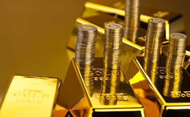 Faltering European Currencies Lift Gold ETFs