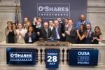 O'Leary's O'Shares Seeks Big Additions to its ETF Lineup
