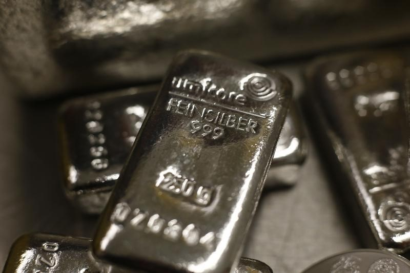 Silver ETF Bulls Just Can't Get Enough
