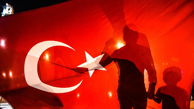 Turkey ETF Slumps as State of Emergency Announced