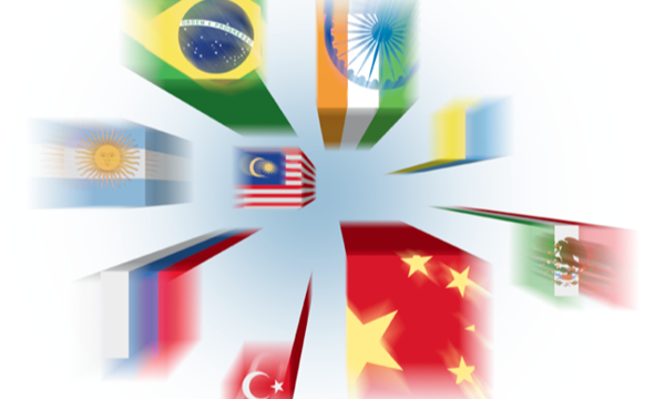"The ""3 C's"" Driving Emerging Markets"