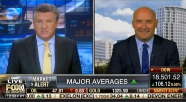 ETF Trends Publisher Tom Lydon Appears on Fox Business