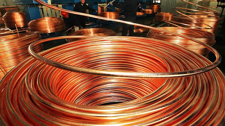 Copper ETFs Poised for Some Near-Term Upside