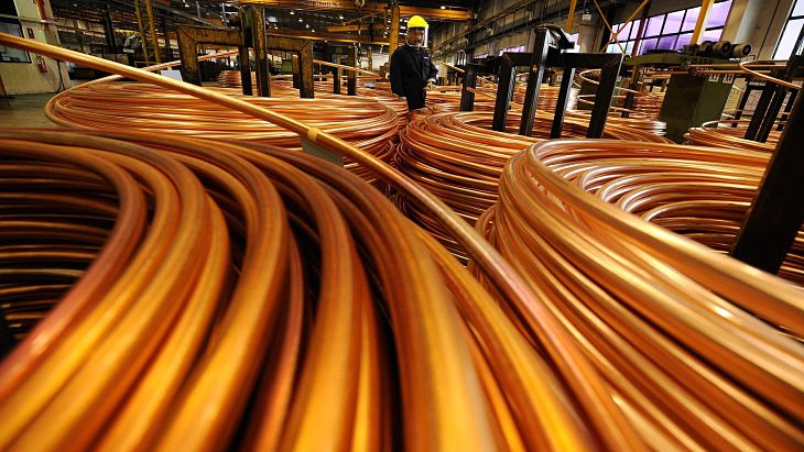Legitimacy to Copper Rally as Global Economic Conditions Improve