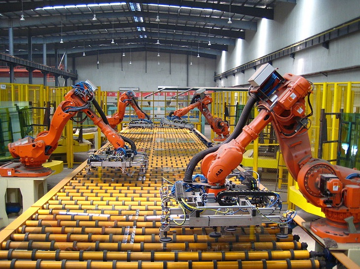 robotics and the technological revolution The third industrial revolution novel materials, more dexterous robots, new processes digital technology has already rocked the media and retailing.