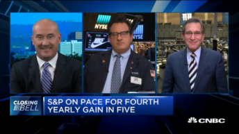 CNBC Year-End ETF Wrap Up with Tom Lydon