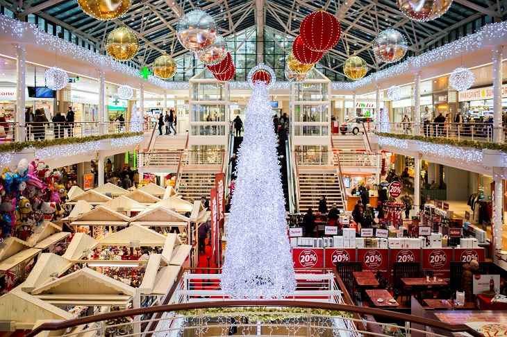 Retail ETFs Aren't Seeing a Lot of Holiday Cheer