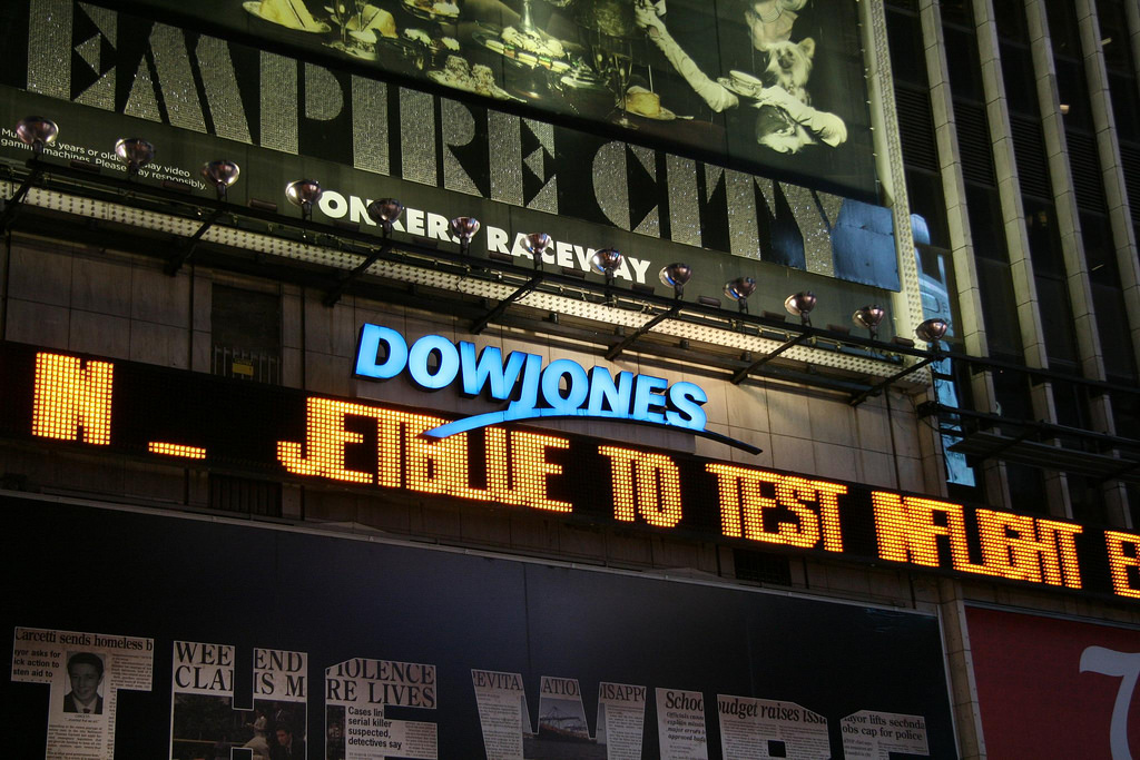 U.S. Stock ETFs: Trump Bets, Earnings Help Push Dow Over 20,000