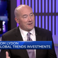 """ETF Trends' Tom Lydon on CNBC: Market Performance, Fed & """"Trump Rally"""""""