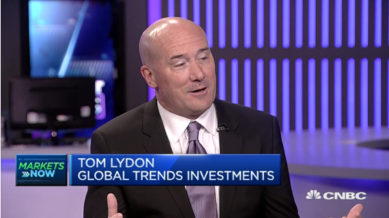 "ETF Trends' Tom Lydon on CNBC: Market Performance, Fed & ""Trump Rally"""