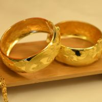 Gold ETFs Push Above Two-Month High