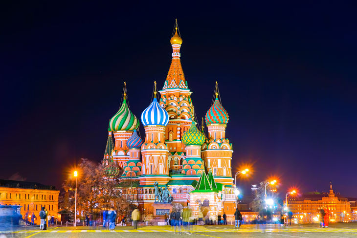 Largest Russia ETF Up More Than 53% Over Past year