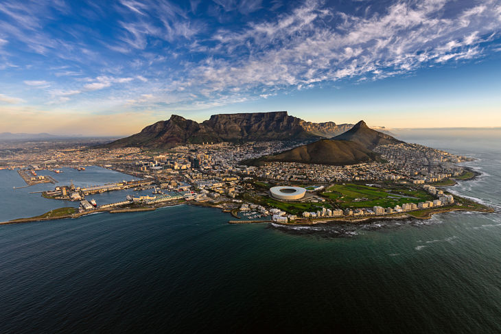 South Africa ETF in a Fragile Spot