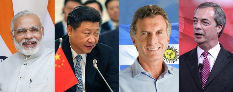 4 World Leaders With More in Common With Trump Than You May Realize
