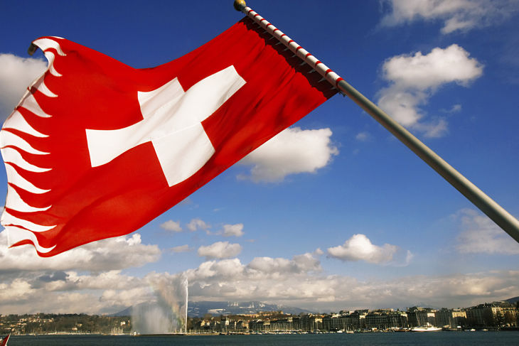 Don't Miss Out on Leading Swiss ETF Up 6% Year-to-Date