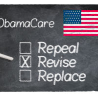 U.S. Stock ETFs Lose a Step on Obamacare Uncertainty