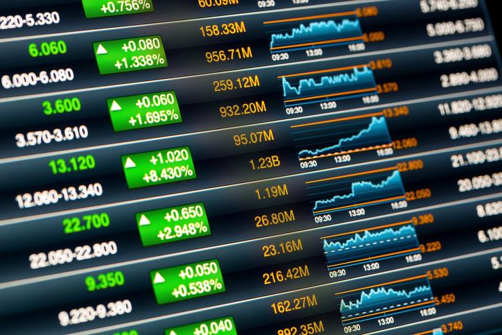 U.S. Stock ETFs Rally with Dow Breaking 21,000