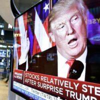 "Economic Forecasting as ""Trump-Trade"" Fades"