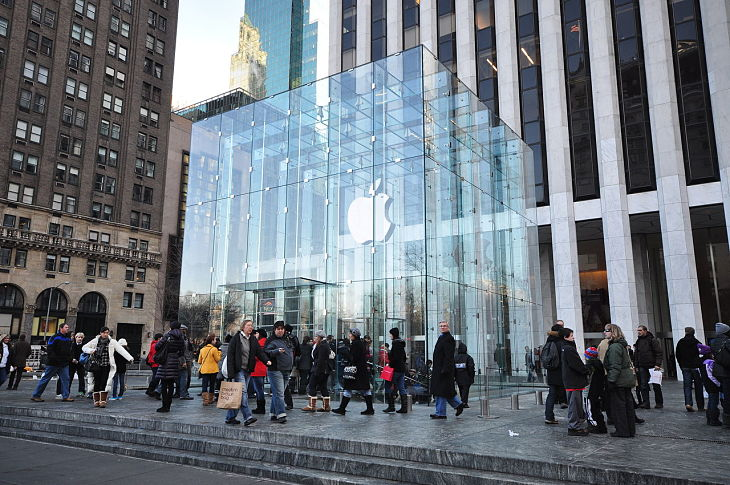 A Top Tech ETF That Looks to Apple, Alphabet