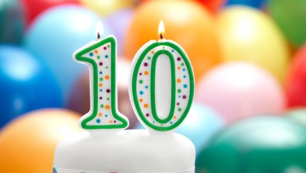HYG Celebrates a Decade-Long Milestone