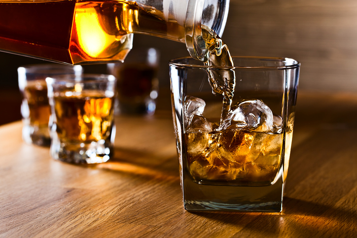 Investors Enjoy a Gulp of the Whiskey ETF