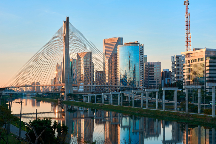 ETF Investors Saw Contrarian Bet in Brazil After Sell-Off
