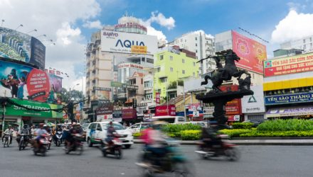 Vietnam ETF Up 7% YTD as Economy Booms