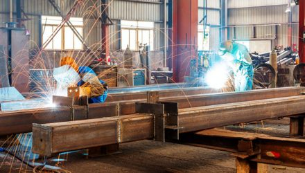 Lone ETF Dedicated to Steel Continues to Scuffle