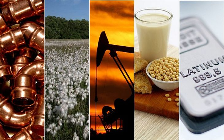 A Commodities Call for the Remainder of 2017