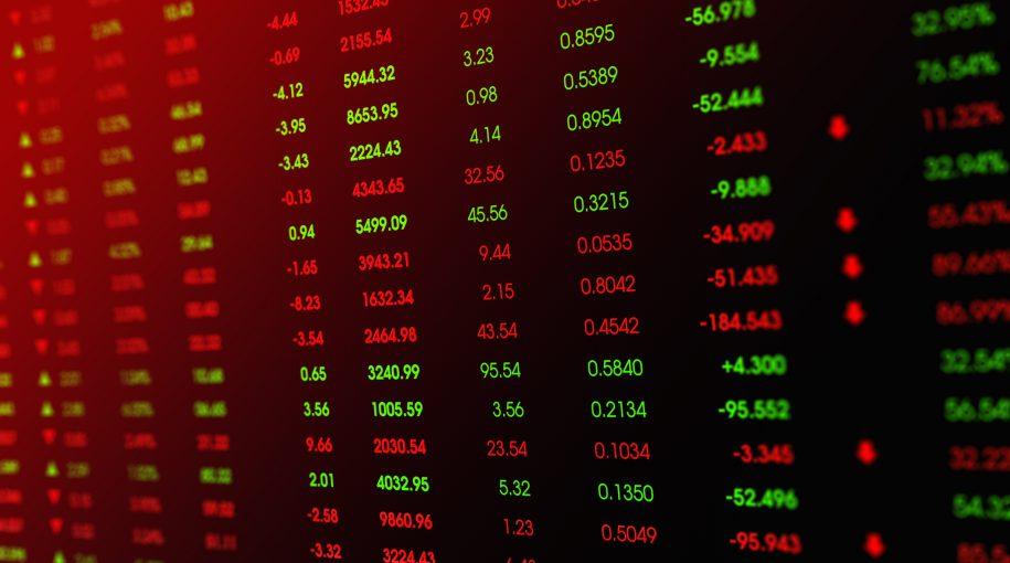 U.S. Stock ETFs Trip as Tech Sector Plunges