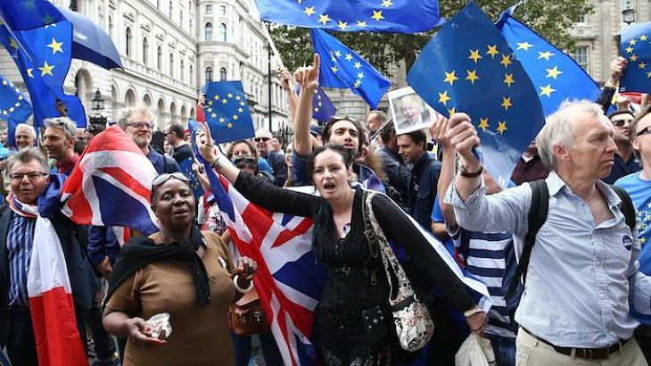 Brexit: One Year Later