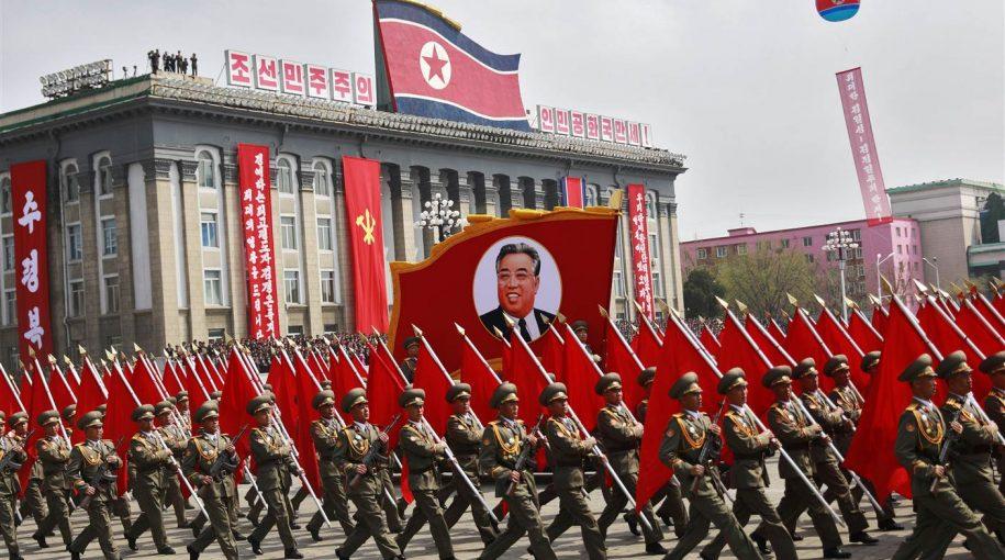 North Korea Nuke Fears Hit U.S. Stocks Hard