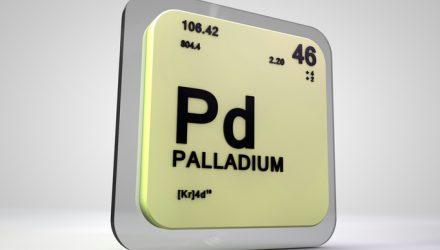 Palladium ETFs See Departures as Metal Shines