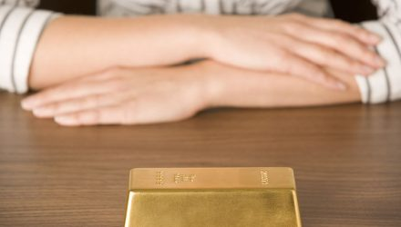 Political Uncertainty a Boon for Gold ETFs