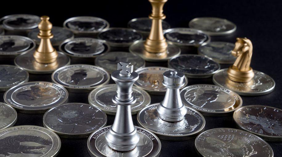 Silver ETFs Show Shine as U.S. Dollar Struggles