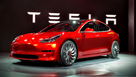 Tesla's Run Boosts its Profile in ETFs, Mutual Funds